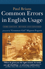 Common Errors front cover