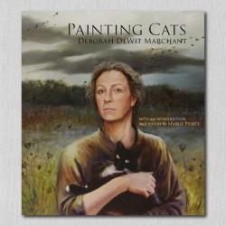 Painting Cats (Hardback)
